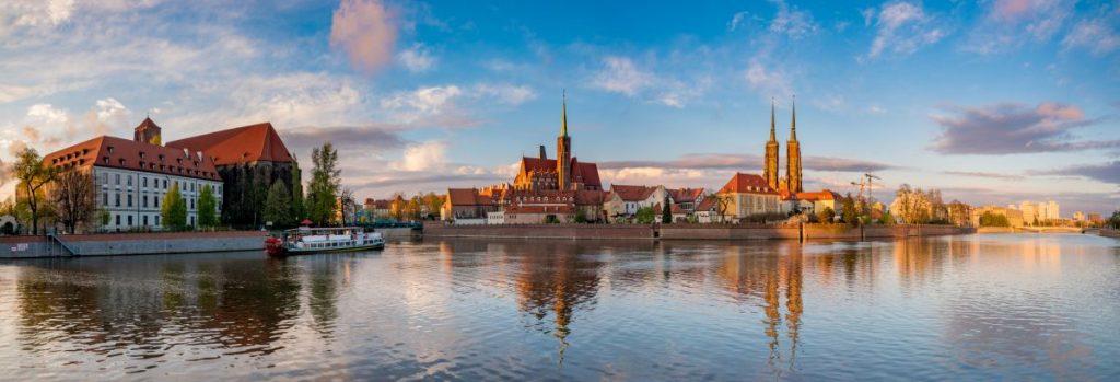 zbacz, jakie piękne reklamy we Wrocławiu
